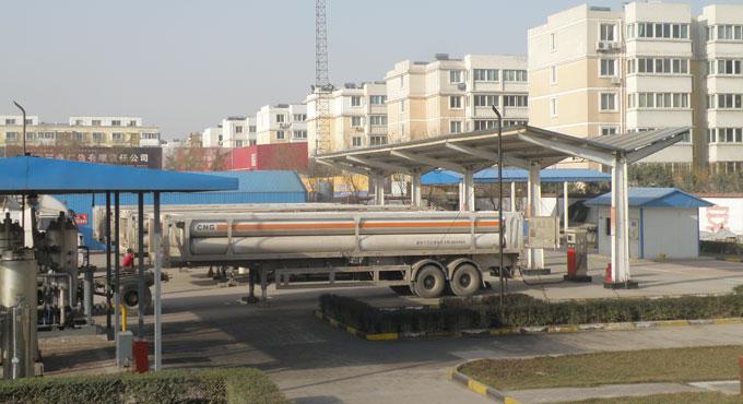 燃气储运-槽车